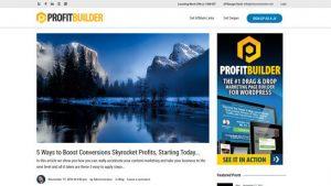 ProfitBuilder-Discount