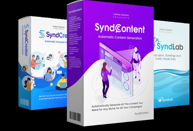 SyndTrio Discount screenshot