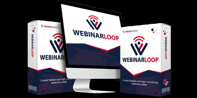 Webinarloop Discount screenshot